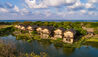 Jungle Beach by Uga Escapes : Lagoon View