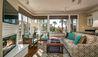 Beach Village at The Del : Coastal View Villa Suite Living Room
