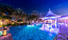 The Ritz-Carlton, Dubai : La Baie Lounge and Swimming Pool
