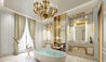 Mandarin Oriental Hotel Ritz, Madrid : Rendering - Royal Suite Bathroom