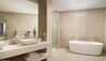 Slieve Donard Resort and Spa : Bernagh Bathroom