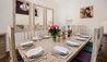 Stuckdarach : Dining Room