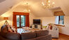 Hawkswood Country Estate : The Roundel - Sitting Room