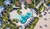 The Breakers, Palm Beach : Pool Aerial