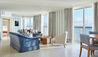Four Seasons Resort Palm Beach : Providencia Suite Living Area