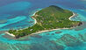 Petit St Vincent Private Island : Aerial