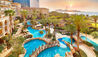 The Ritz-Carlton, Dubai : Sunset Pool and Beach View