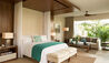 Chable Yucatan : King Villa Bedroom