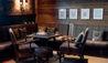 Kristiania Lech : Kaminzimmer Lounge