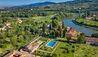 Villa La Massa : Villa La Massa, Arno River and Chianti Hills