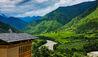 COMO Uma Bhutan : COMO Uma Punakha - View over the Valley