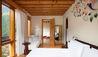 COMO Uma Bhutan : COMO Uma Punakha - COMO Villa Master Bedroom
