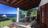 Cap Maison Villas : Saman House - Main Balcony