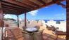 Cap Maison Villas : Ocean View Villa with Pool and Roof Terrace - Terrace