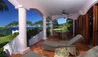 Cap Maison Villas : Ocean View Villa with Pool - Private Terrace