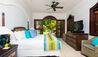 Cap Maison Villas : Ocean View Villa with Pool - Bedroom 2