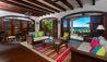 Cap Maison Villas : Ocean View Villa with Pool - Living Room