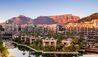 One&Only Cape Town : Exterior with Table Mountain