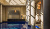 Four Seasons Resort Dubai at Jumeirah Beach : Indoor Pool