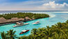 One&Only Reethi Rah, Maldives : Arrival Yacht