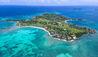 Jumby Bay Island : Aerial View