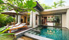Anantara Layan Phuket Resort : Beach Access Pool Villa