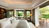Anantara Layan Phuket Resort : Beach Front Layan Pool Villa Bedroom