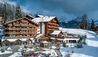 Chalet RoyAlp Hotel & Spa : Exterior in Winter