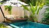 Huvafen Fushi : Beach Bungalow with Pool