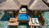 Huvafen Fushi : Ocean Bungalow with Pool