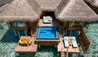 Huvafen Fushi : Ocean Bungalow with Pool
