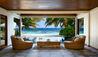 Huvafen Fushi : Beach Pavilion with Pool