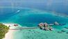 Huvafen Fushi : Spa Aerial