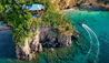 Secret Bay : Resort and Beach Aerial