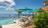 Fort Young Hotel & Dive Resort : Infinity Pool