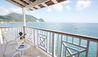Fort Young Hotel & Dive Resort : Oceanfront Room