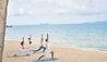 Santiburi Koh Samui : Beach Yoga