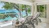 The Sandy Lane Suite : Terrace