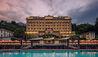 Grand Hotel Tremezzo : Exterior by Night