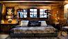 Le Chalet des Fermes : Lounge (Photo Credit: Les Chalets des Fermes / L. Di Orio, F. Ducout, D. Derisbourg F. Paubel & DR)