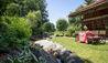 Le Chalet Chatel : Garden in Summer (Photo Credit: Les Chalets des Fermes / L. Di Orio, F. Ducout, D. Derisbourg F. Paubel & DR)