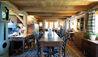 Le Chalet Chatel : Dining Room (Photo Credit: Les Chalets des Fermes / L. Di Orio, F. Ducout, D. Derisbourg F. Paubel & DR)