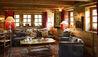 Le Chalet Chatel : Lounge (Photo Credit: Les Chalets des Fermes / L. Di Orio, F. Ducout, D. Derisbourg F. Paubel & DR)