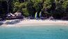 Cap Maison : Beach and Naked Fisherman Restaurant