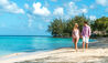 Coral Reef Club : Couple on Beach