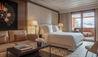 Four Seasons Hotel Megève : Junior Suite