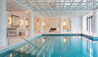 Four Seasons Hotel Megève : Spa Pool