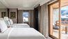 Four Seasons Hotel Megève : Twin Deluxe Room