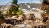 Les Chalets du Mont d'Arbois, Megève, A Four Seasons Hotel : Bar Mont d'Arbois Terrace
