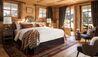 Les Chalets du Mont d'Arbois, Megève, A Four Seasons Hotel : Chalet Alice - Gentiane Room